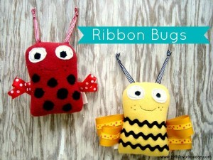 ribbon bugs