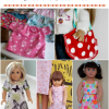 free doll clothes patterns