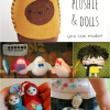 tiny plushies and dolls you can make