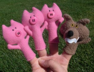 finger puppet patterns