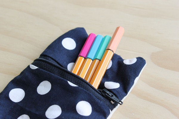 Fun Plushie Pencil Cases for Back to School   Plushie Patterns