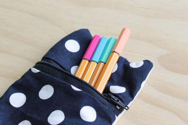 cat pencil