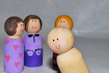 Peg Doll tutorial