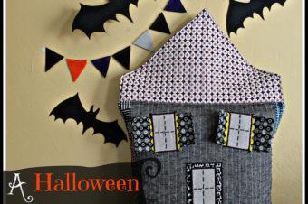 Halloween Fabric House
