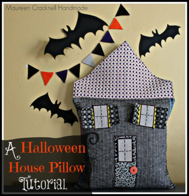 Halloween Fabric House