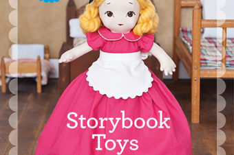 Storybook Toys: Book Review