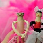 How to Make a Ballerina Peg Doll