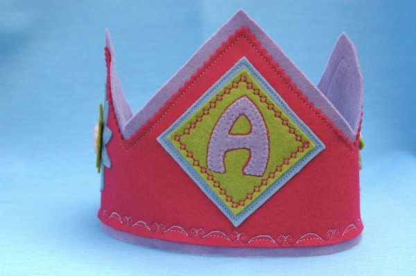 Felt Crown Tutorial