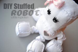 Stuffed Robot Tutorial