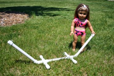 Hammock Stand for American Girl Doll