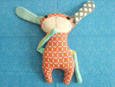Bunny & Monkey Patterns