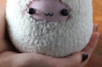 Sock Plushies Ball – Little Sheep