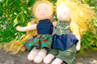 Waldorf Dolls Handmade