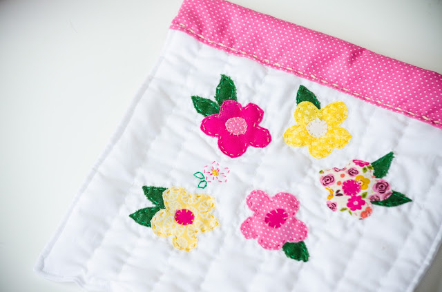 A Super Easy Doll Quilt