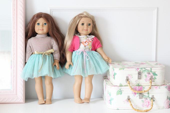 How to make a doll tutu