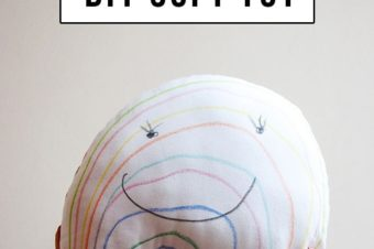 How to Make a Softie from your Hand Drawings