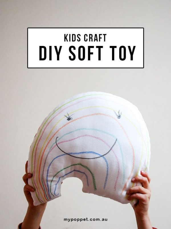 How to Make a Softie from your Hand Drawings - this is a great tutorial on the whole process.
