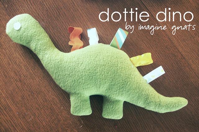 Dottie Dino Tutorial